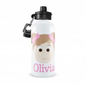 Personalized Girls Water Bottle- Design Your Own Alison